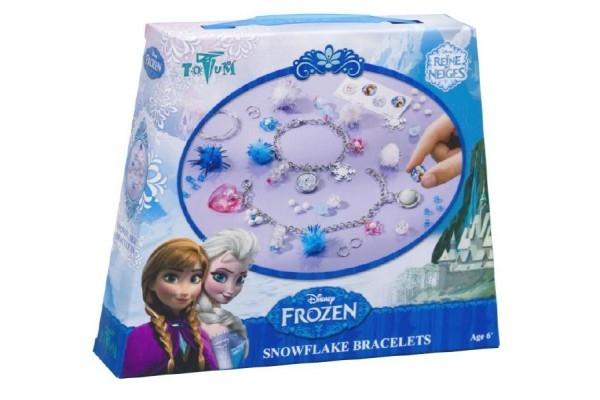 Lowlands Kreatívna sada - šperky Ľadové kráľovstvo / Frozen v škatuľke