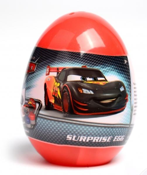 Rappa Vajíčko s prekvapením malé, Cars