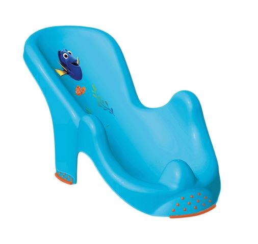 Keeeper Lehátko na kúpanie Hľadá sa Dory - modré