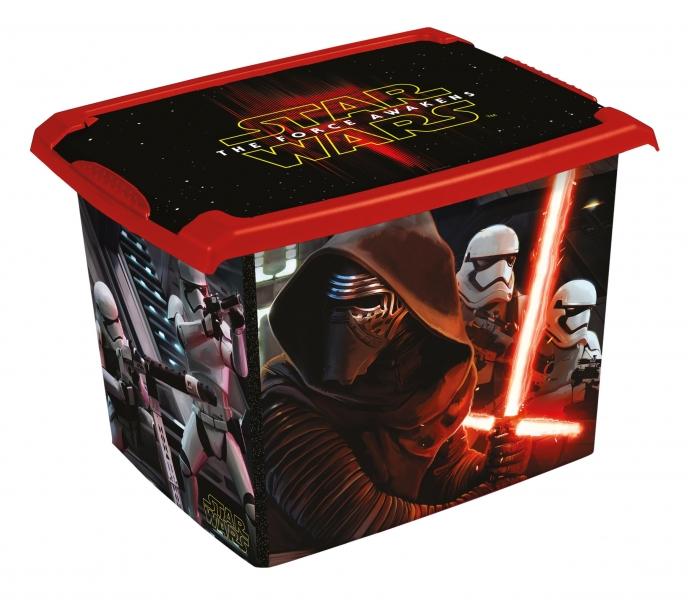 Keeeper Box dekoratívny Star Wars 20,5 l - čierny