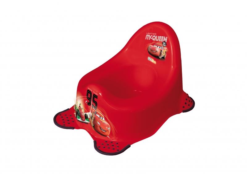 Keeeper Nočník Cars - červený