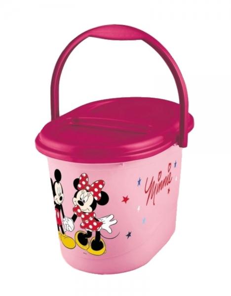 Keeeper Vedro na plienky Minnie - ružové