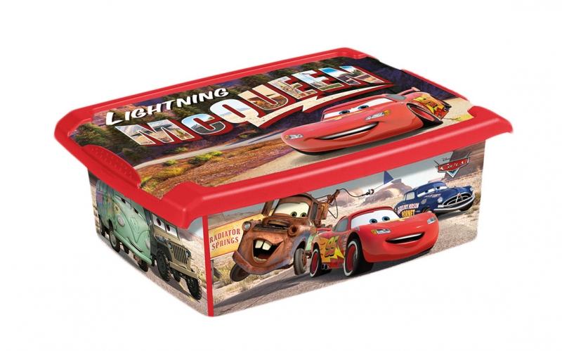 Keeeper Cars 10 l - červený