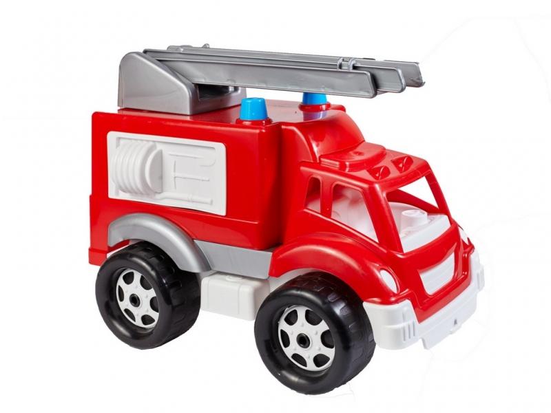 Rappa Auto plastové hasiči 30 cm