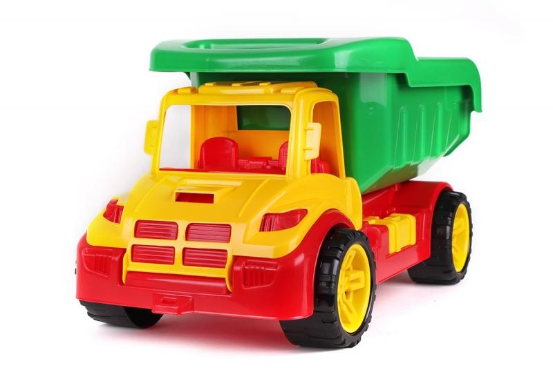 Rappa Auto plastové sklápač veľké 52 cm