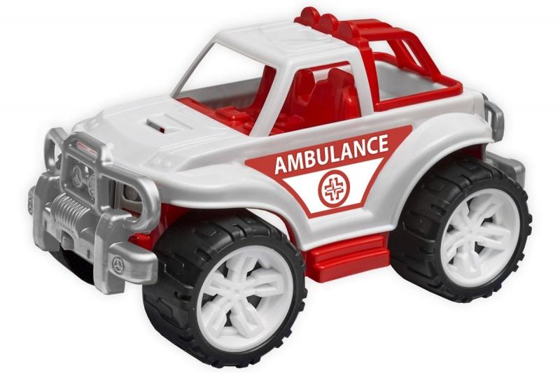 Rappa Auto plastové SUV ambulancie