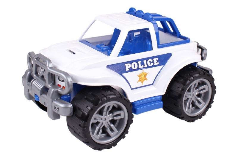 Rappa Auto plastové SUV polície