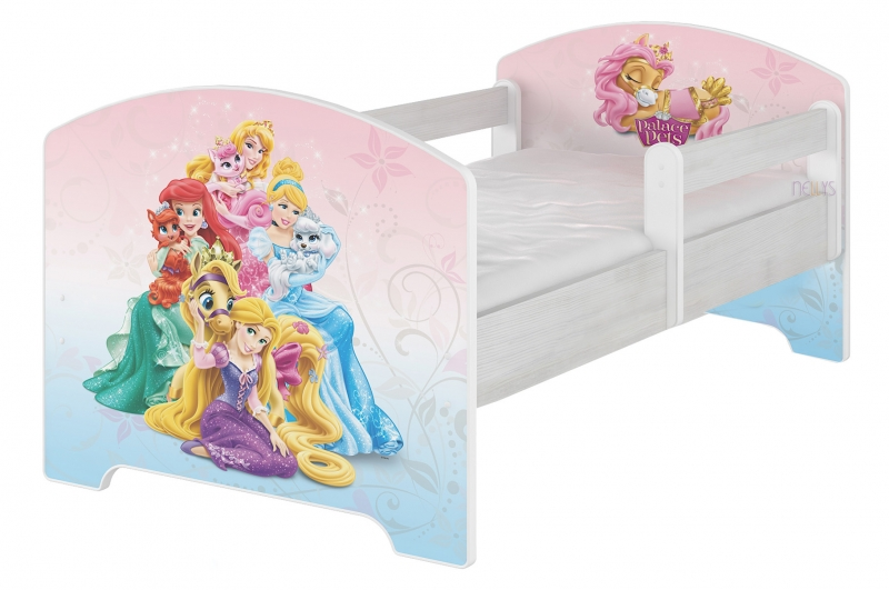 Detská postel Disney - Palace Pets