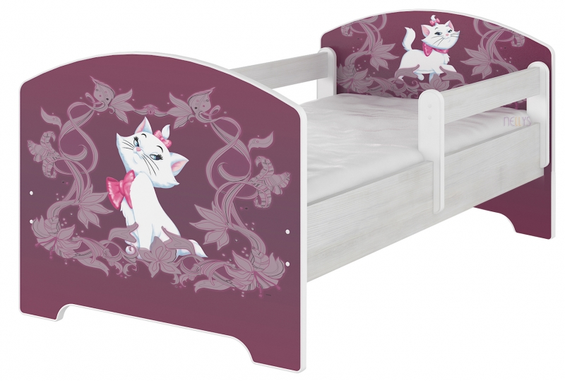 BabyBoo Detská postel Disney - MARIE, D19