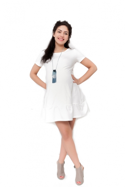 Be MaaMaa Tehotenské šaty Adela-M (38)