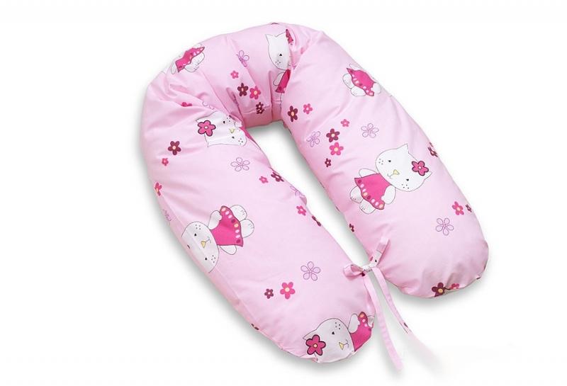 Mamo Tato Dojčiací vankúš - relaxačná poduška Multi Hello Kitty