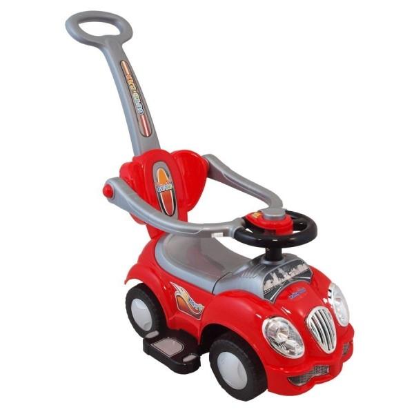 Odrážadlo, odrážadlo 2v1 BabyMix - Auto