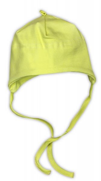 Bavlnená čiapočka NICOL - zelená