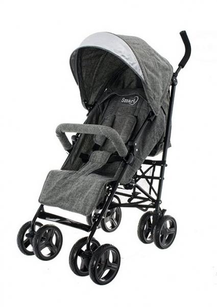 Euro Baby Športový kočík SMART - grey, K19
