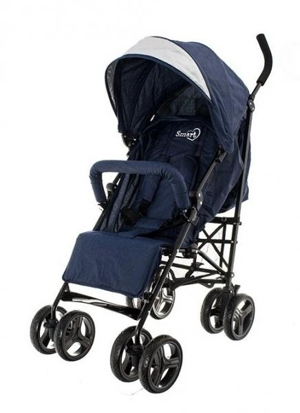 Euro Baby Športový kočík SMART - blue, K19
