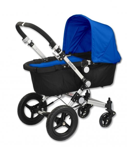 Euro Baby Detský kočík BAOBAO - modrý