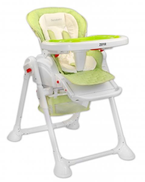 Coto Baby Jedálenská stolička a hojdačka v jednom. Zefir.
