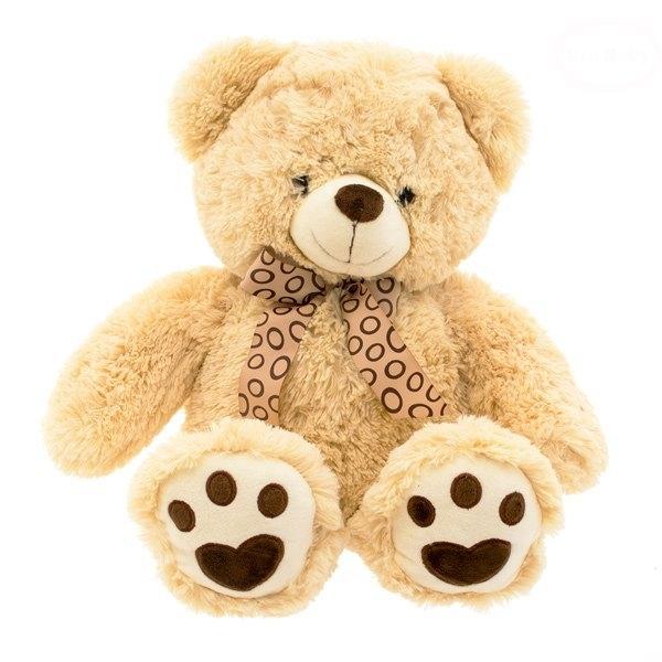 Euro Baby Plyšový medvedík 65cm - béžový