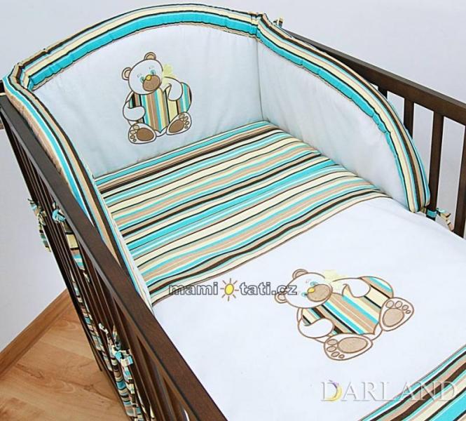 Bavlnené obliečky lux Darland 120x90