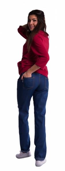 Tehotenské nohavice -  bežové