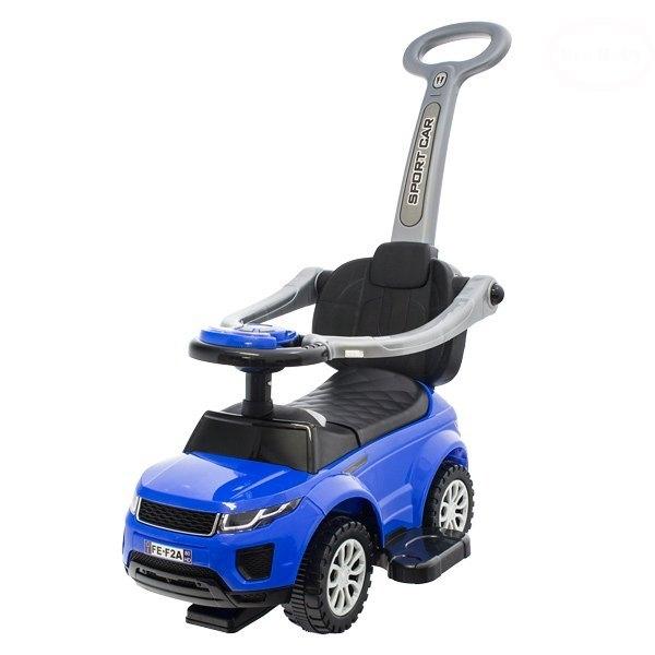 Euro Baby Odrážadlo, odrážadlo, Jezdítko AUTO - modré