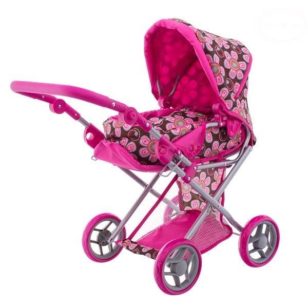Euro Baby Kombinovaný kočík pre bábiky