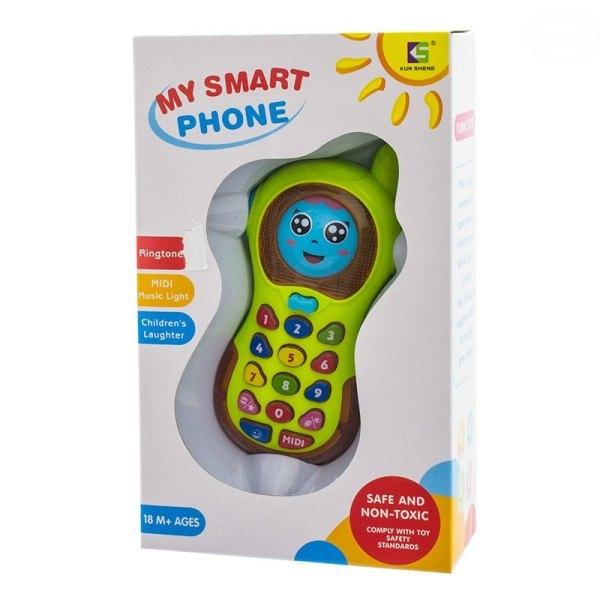 Euro Baby Interaktívna hračka - My smart phone