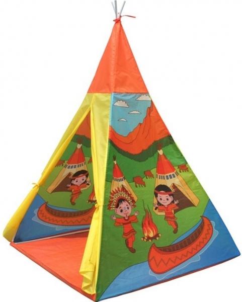 Detský indiánsky teepee