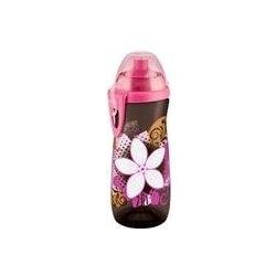 NUK Sports Cup fľaša 450 ml - Kvetina