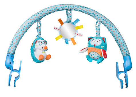 Oblúk s hračkami BABY ONO - Charlie a Hannah