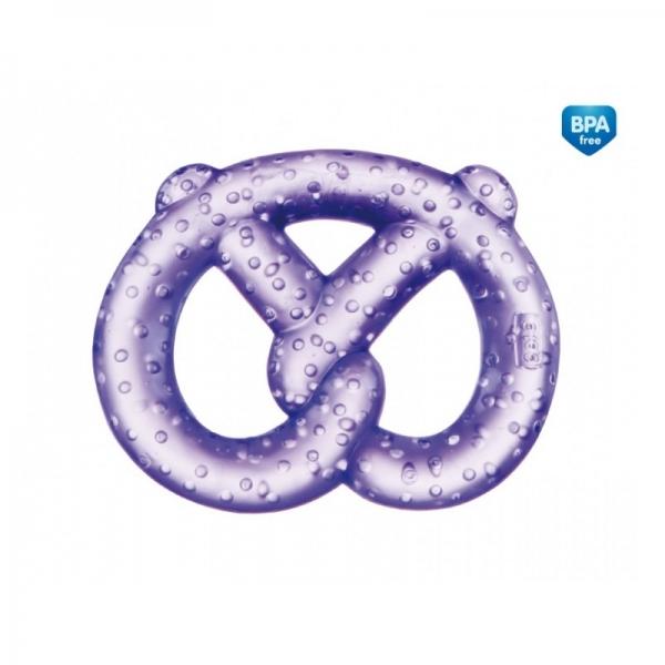 Hryzátko vodné, chladiaci Canpol Babies - Preclíček - fialové