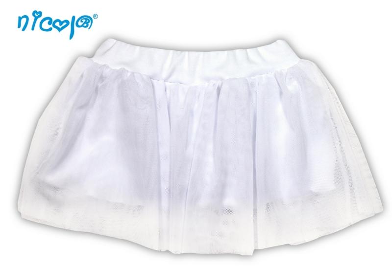 Bio tutu suknička NICOL PRINCEZNA-80 (9-12m)