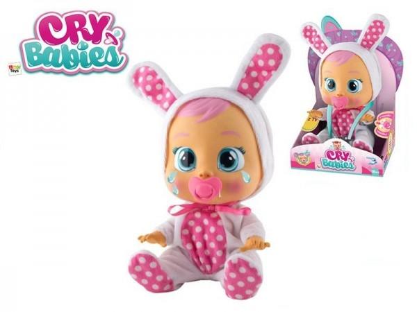 Cry Baby Babies Coney 30cm babetko ronicie slzičky