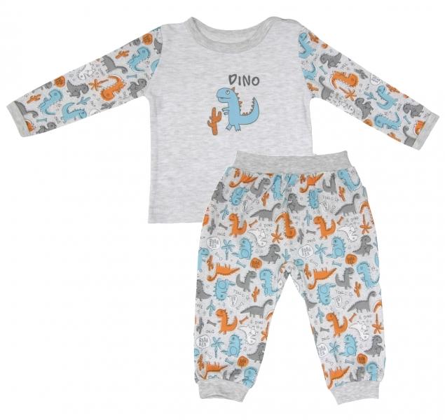 Bavlnené pyžamko Mamatti DINO
