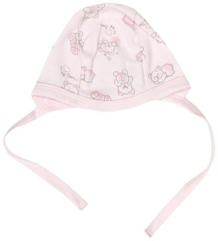 Novorodenecká čiapočka Mamatti Roztomilý Medvedík