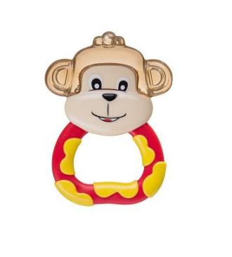 Hrkálka s  hryzátkom AKUKU - Opička