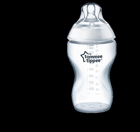 Sklenená fľaša Tommee Tippee 250 ml,