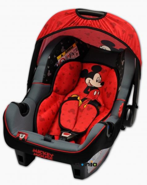 Autosedačka Nania Beone - Luxe Mickey