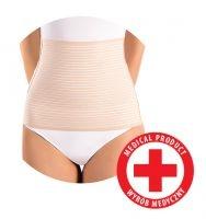 BabyOno Popôrodný sťahovací pás - profilovaný-XXL (44)