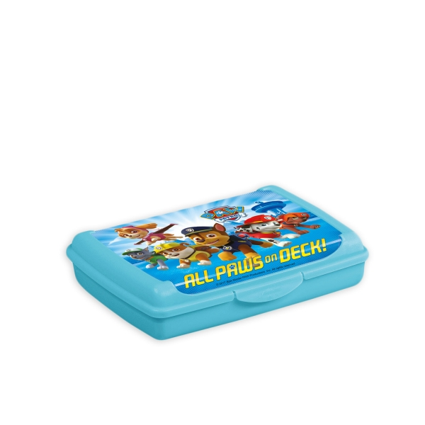 Keeeper Box na desiatu Paw Patrol  0,5 l - modrý
