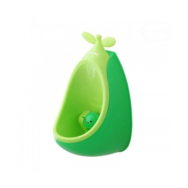 Detský pisoár Akuku - zelený