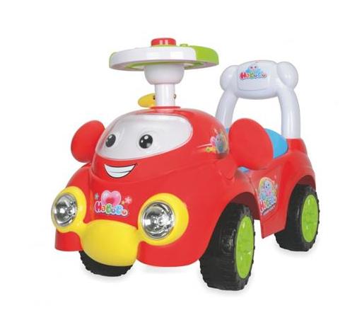 Detské odrážadlo BABY MIX - Autíčko červené