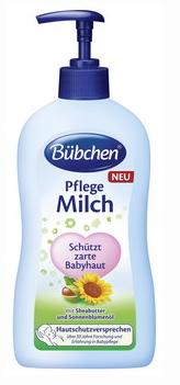 Bübchen telové mlieko sensitiv s pumpičkou 200ml