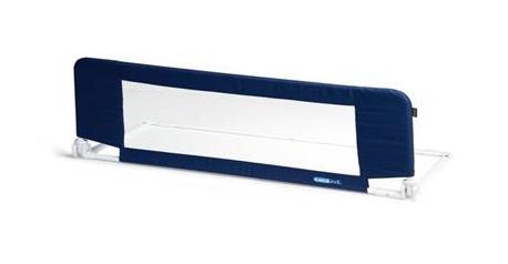 Bezpečnostná zábrana na posteľ MOON - granátová