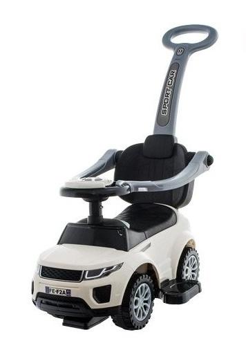 Euro Baby Odrážadlo, odrážadlo SPORT CAR - biele