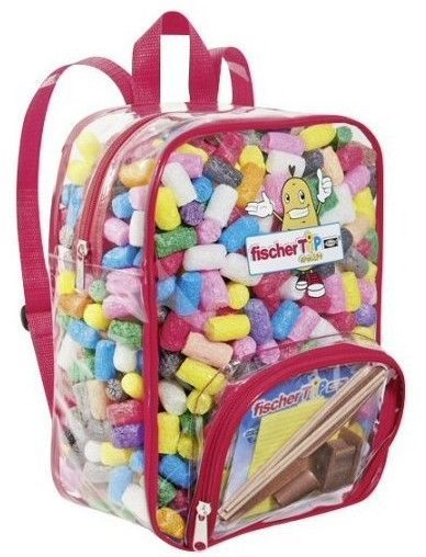 Kreatívna sada Fischer TIP 1000 kusov v batohu