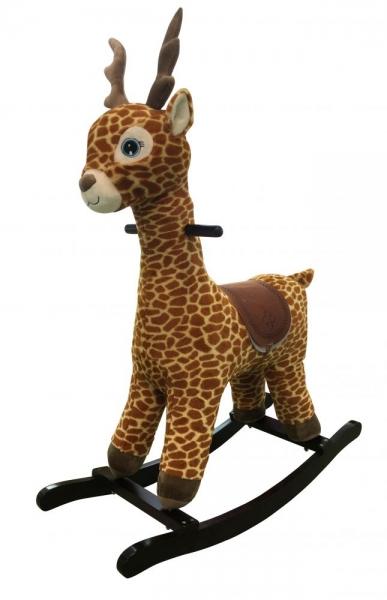 Nefere Hojdacia žirafka so zvukmi