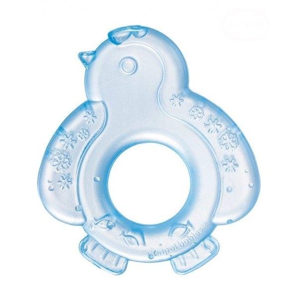 Hryzátko vodné, chladiace Canpol Babies Tučniak - modrý