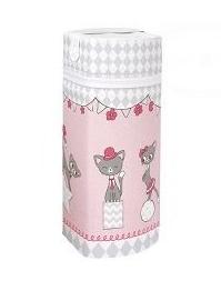 Termoobal / termobox Ceba Jumbo - Mačičky ružové