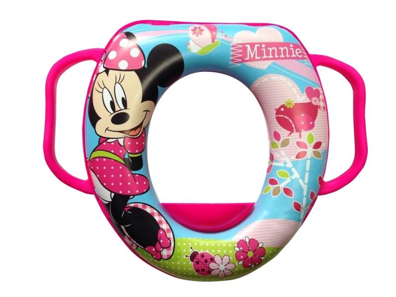Adaptér - Mini tréningové sedátko na toaletu  Minnie
